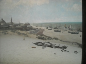 One angle of the Panorama Mesdag.